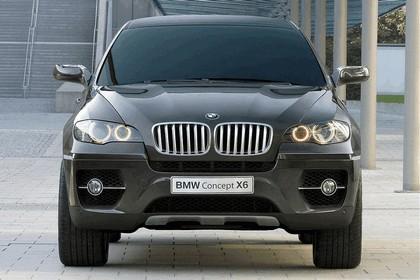 2007 BMW X6 concept 4