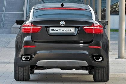 2007 BMW X6 concept 7