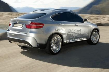 2007 BMW X6 concept 12