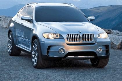 2007 BMW X6 concept 15