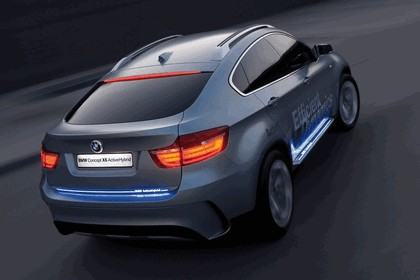 2007 BMW X6 concept 16