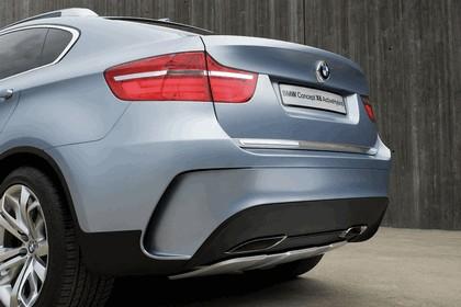 2007 BMW X6 concept 18