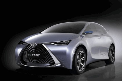 2013 Toyota FT-HT concept 1