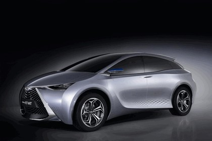 2013 Toyota FT-HT concept 2