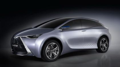 2013 Toyota FT-HT concept 6