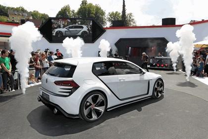 2013 Volkswagen Design Vision GTI 5