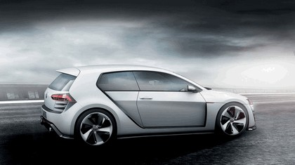 2013 Volkswagen Design Vision GTI 10