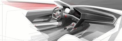 2013 Volkswagen Design Vision GTI 11