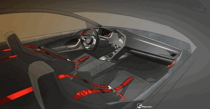 2013 Volkswagen Design Vision GTI 12