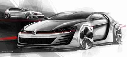 2013 Volkswagen Design Vision GTI 13