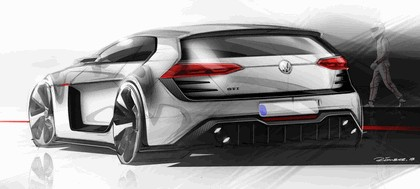 2013 Volkswagen Design Vision GTI 14