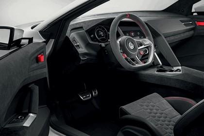2013 Volkswagen Design Vision GTI 16