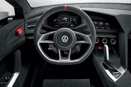 2013 Volkswagen Design Vision GTI 18
