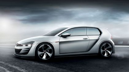 2013 Volkswagen Design Vision GTI 1