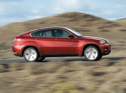 2007 BMW X6 Sports Activity Coupé 1