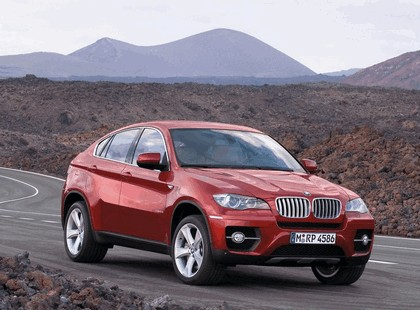 2007 BMW X6 Sports Activity Coupé 11
