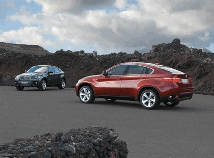 2007 BMW X6 Sports Activity Coupé 16