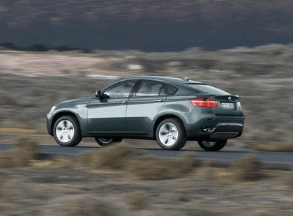 2007 BMW X6 Sports Activity Coupé 33