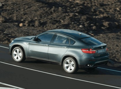 2007 BMW X6 Sports Activity Coupé 34