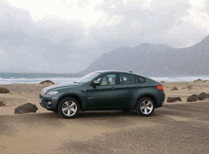2007 BMW X6 Sports Activity Coupé 37