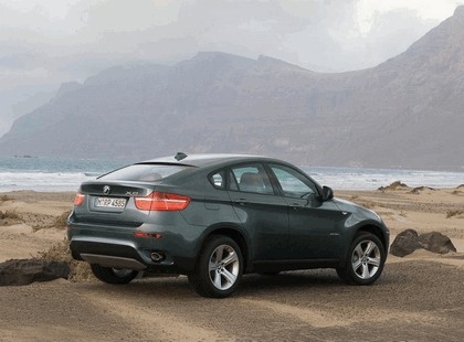 2007 BMW X6 Sports Activity Coupé 38