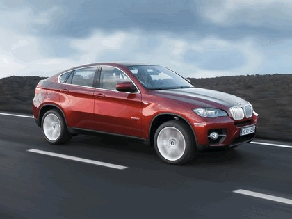 2007 BMW X6 Sports Activity Coupé 61