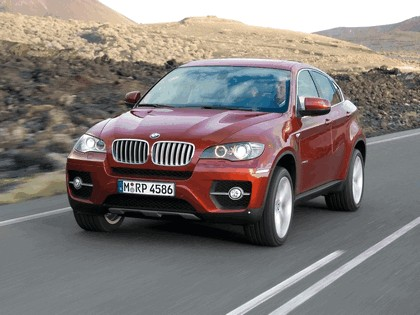 2007 BMW X6 Sports Activity Coupé 63