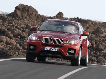 2007 BMW X6 Sports Activity Coupé 64