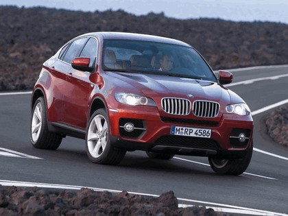 2007 BMW X6 Sports Activity Coupé 65