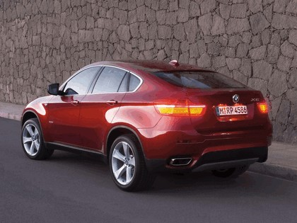2007 BMW X6 Sports Activity Coupé 72