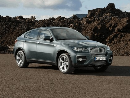 2007 BMW X6 Sports Activity Coupé 87