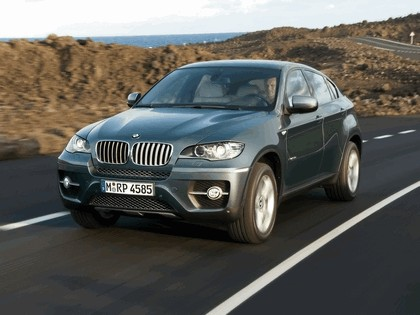 2007 BMW X6 Sports Activity Coupé 88