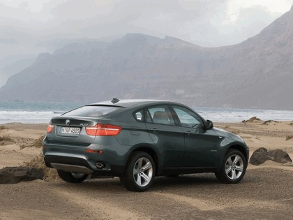 2007 BMW X6 Sports Activity Coupé 90