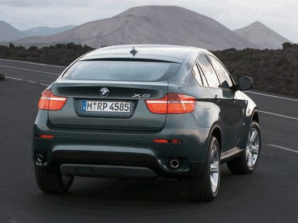2007 BMW X6 Sports Activity Coupé 93