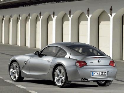 2007 BMW Z4 coupé 2