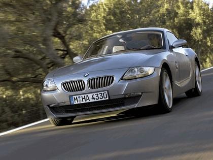 2007 BMW Z4 coupé 3