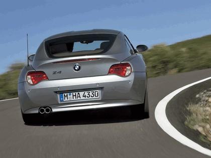 2007 BMW Z4 coupé 4