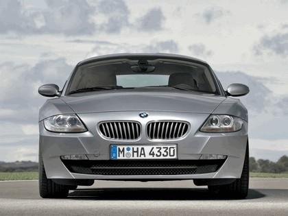 2007 BMW Z4 coupé 9