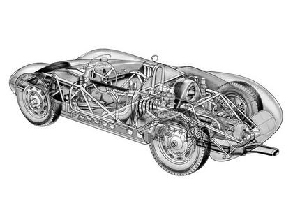 1960 Porsche 718 RS 60 spyder 9