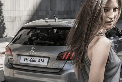 2013 Peugeot 308 5-door 118