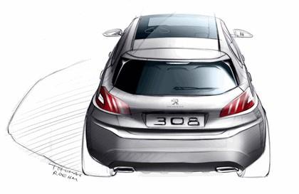 2013 Peugeot 308 5-door 157