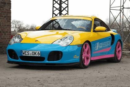 2013 Porsche 911 ( 996 ) by OK-ChipTuning 2
