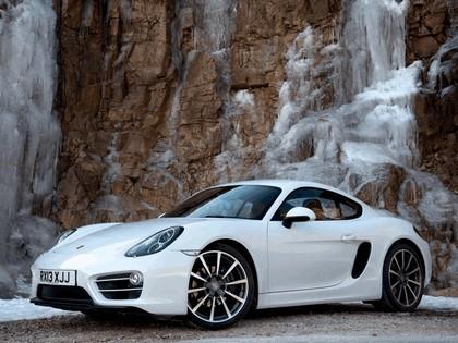 2013 Porsche Cayman ( 981C ) - UK version 3