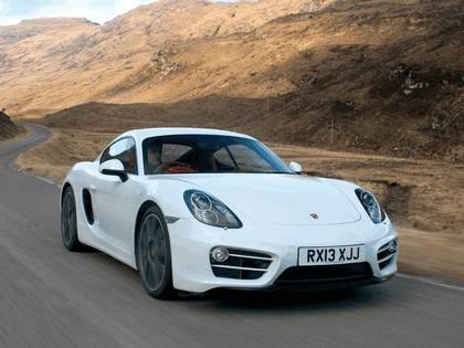 2013 Porsche Cayman ( 981C ) - UK version 7
