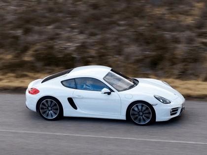 2013 Porsche Cayman ( 981C ) - UK version 8