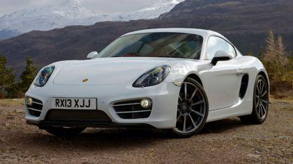 2013 Porsche Cayman ( 981C ) - UK version 6
