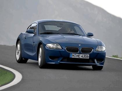 2007 BMW Z4 M coupé 1