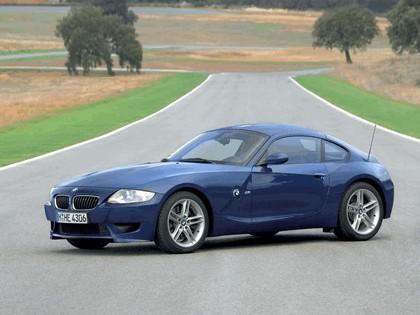 2007 BMW Z4 M coupé 5
