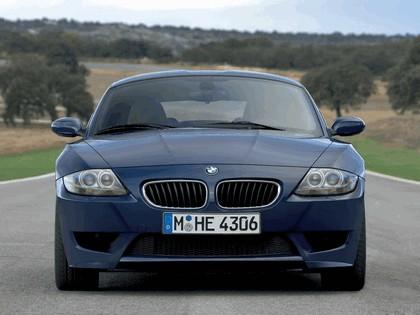 2007 BMW Z4 M coupé 7