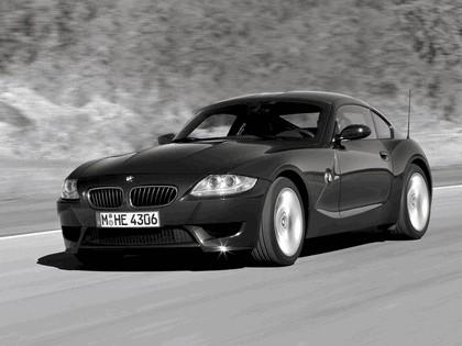 2007 BMW Z4 M coupé 11